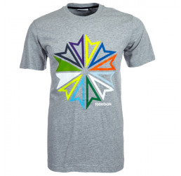 T-SHIRT COLOR STAR GRAPHIC TEE