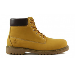 BUTY MORGAN YELLOW