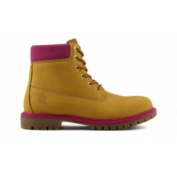 BUTY WACO YELLOW - PINK
