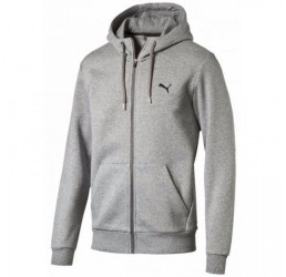 BLUZA ESSENTIAL ZIP HOODY