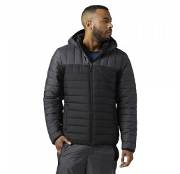KURTKA OUTDOOR PADDED JACKET