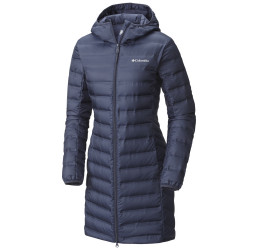 KURTKA LAKE 22 LONG HOODED JACKET