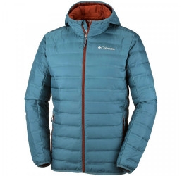 KURTKA LAKE 22 DOWN HOODED JACKET
