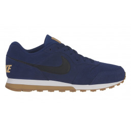 BUTY MD RUNNER 2 SUEDE
