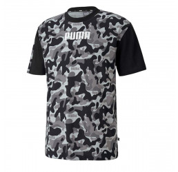 T-SHIRT REBEL CAMO